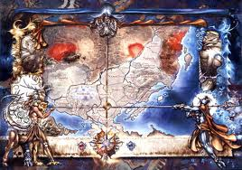 Mapa de Arton